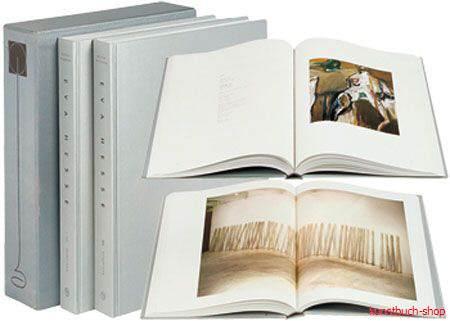 Eva Hesse Werkverzeichnis Catalogué Raisonne    2 Bände