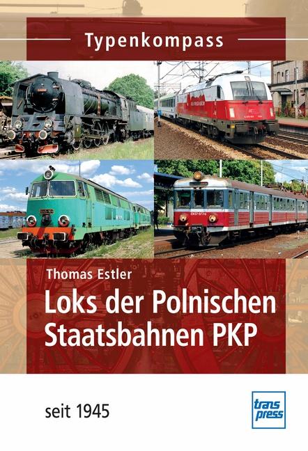Loks der Polnischen Staatsbahnen PKP