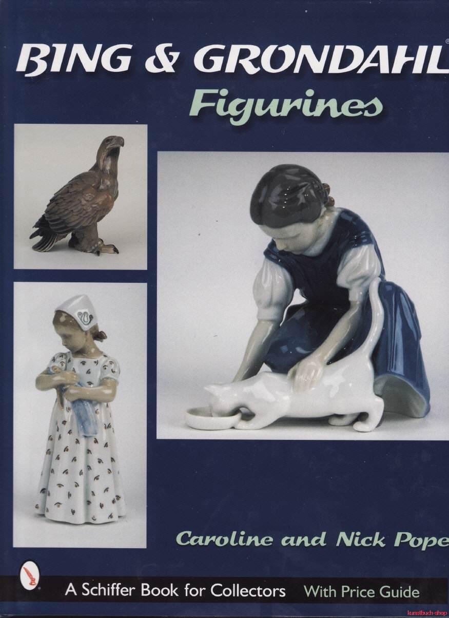 Bing & Grøndahl Figurines
