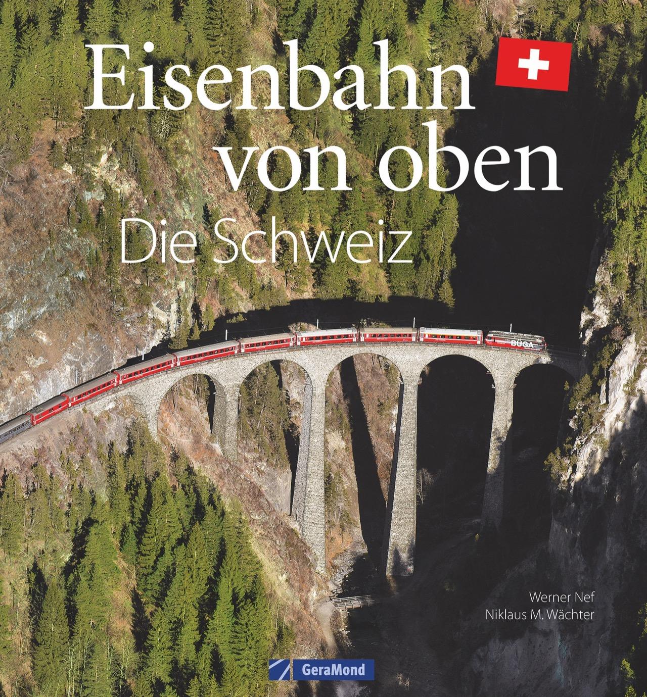 Eisenbahn von oben
