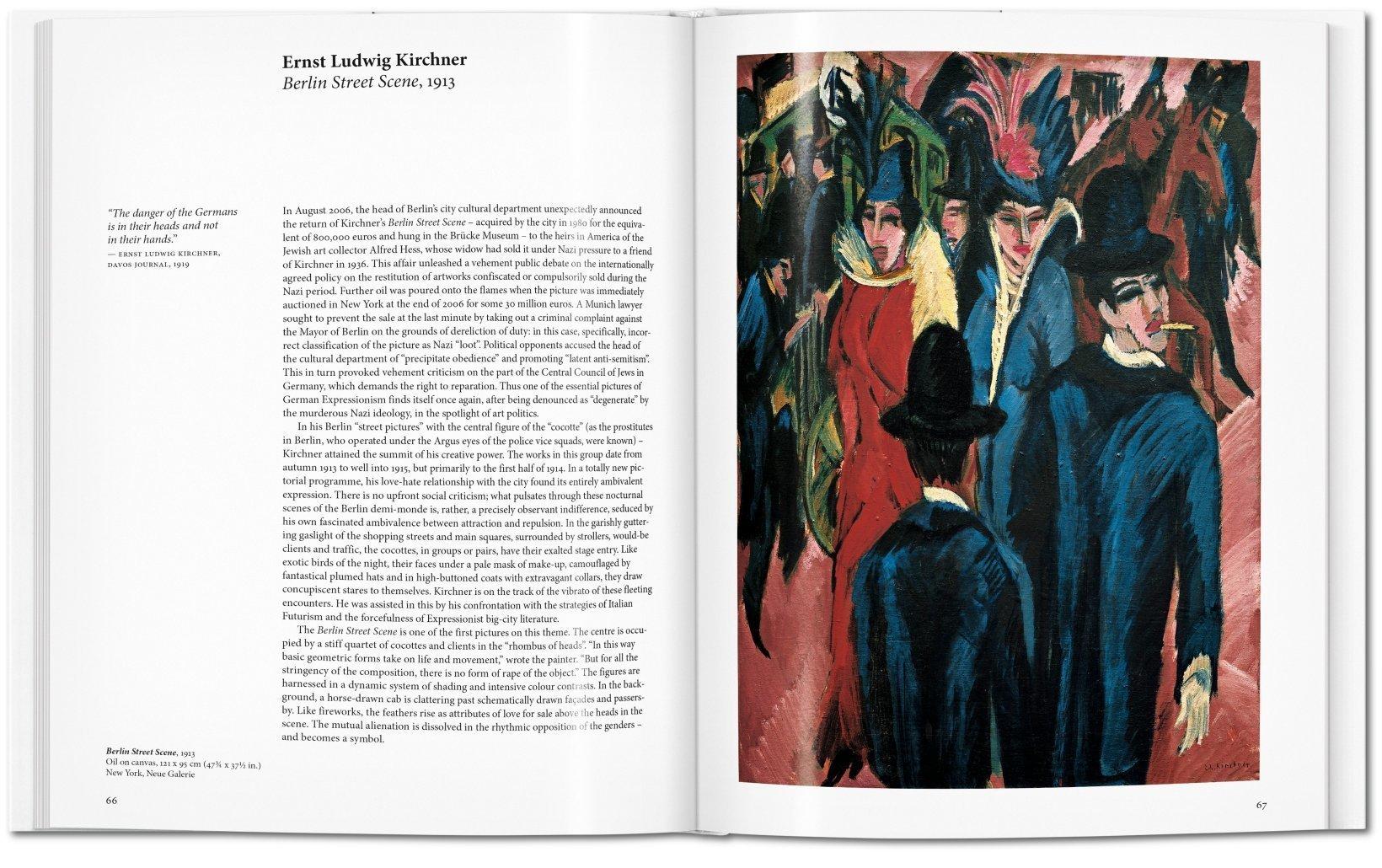 Brücke | Der Höhepunkt des deutschen Expressionismus
