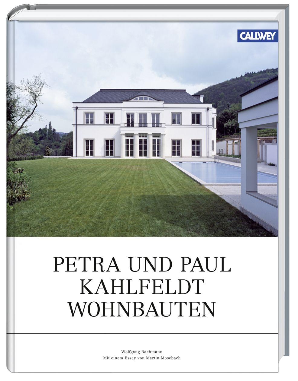 Petra und Paul Kahlfeldt Wohnbauten