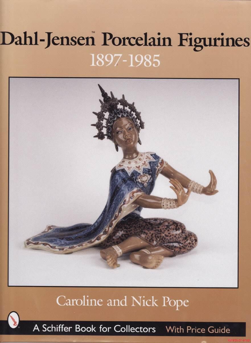 Dahl-Jensen Porcelain Figurines: 1897-1985