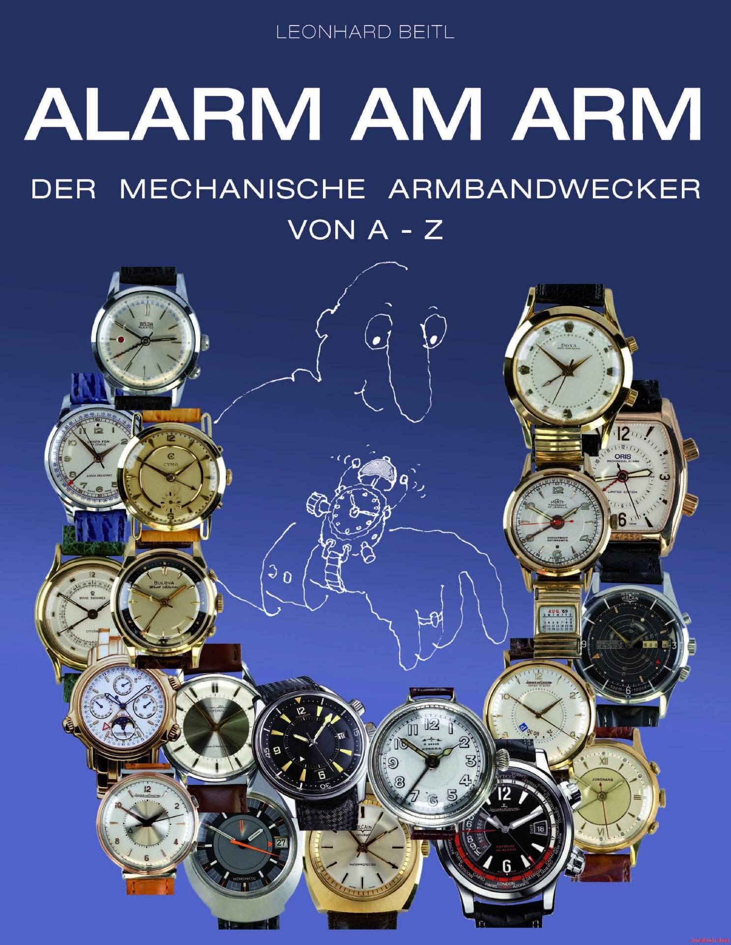 Alarm am Arm