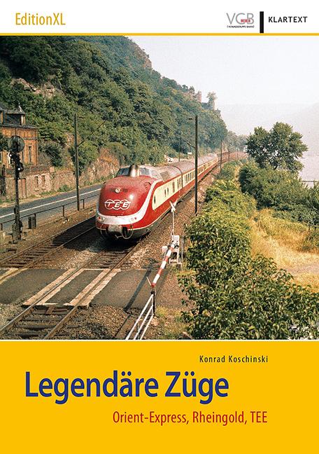 Legendäre Züge | Edition XL