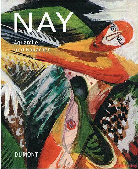 Ernst Wilhelm Nay | Aquarelle und Gouachen