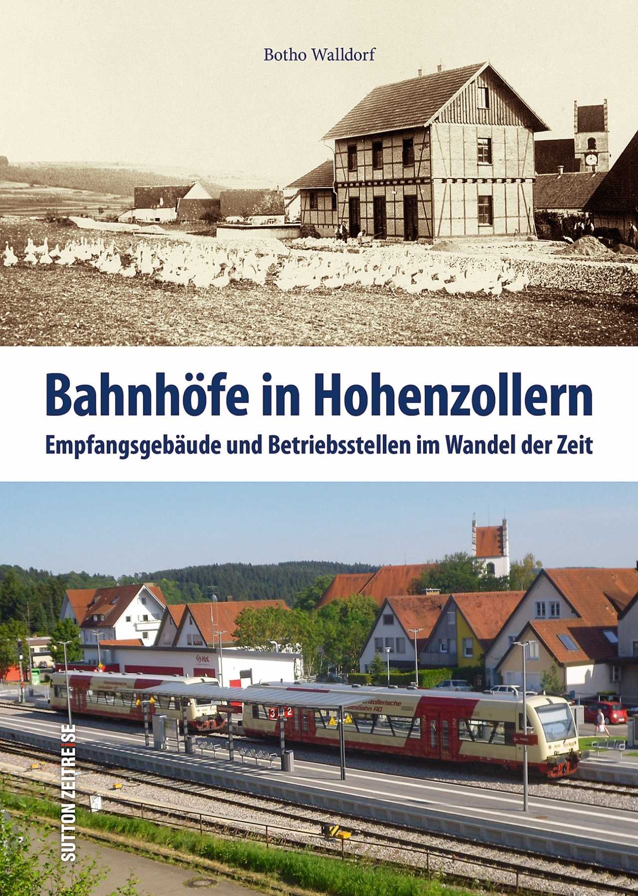 Bahnhöfe in Hohenzollern
