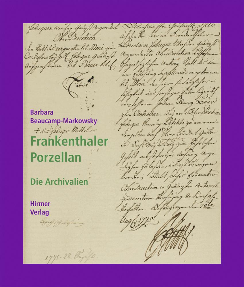 Frankenthaler Porzellan Band 2