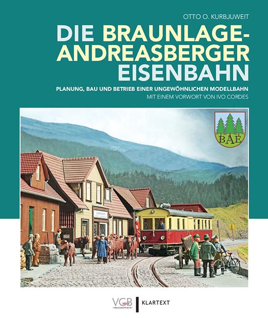 Die Braunlage-Andreasberger Eisenbahn BAE