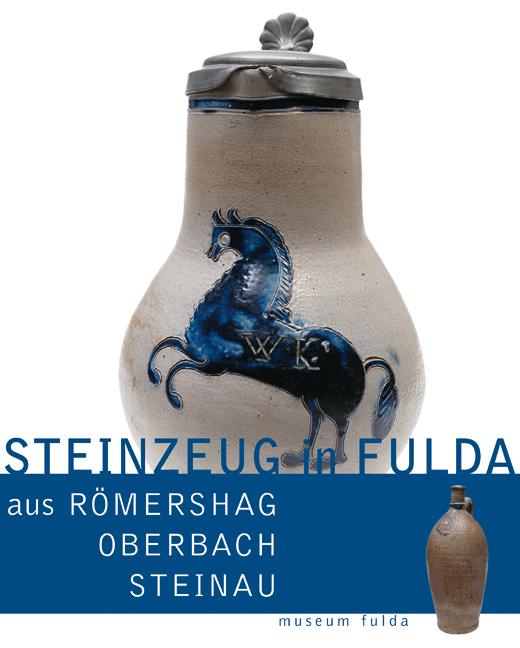 Steinzeug in Fulda aus Römershag, Oberbach, Steinau